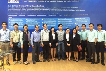 Buổi Ký Kết Hợp Đồng Khu Công Nghệ Cao Amata Long Thành