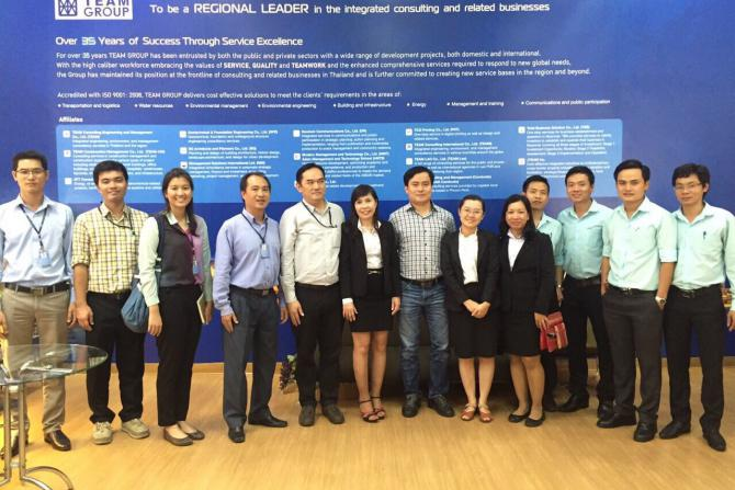 Consulting Services Agreement For Engineering Design Services Of Amata Long Thanh Industrial High-Tech Park