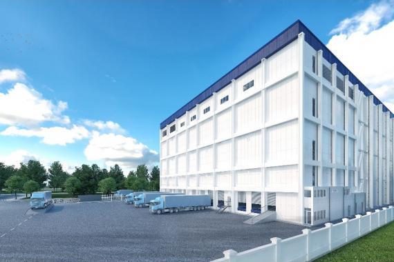平陽ARC冷凍倉庫