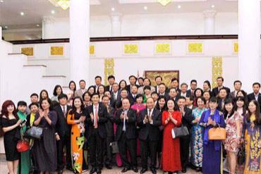 Gặp Thủ Tướng Chính Phủ - Giao lưu doanh nghiệp 3 miền